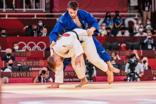 Kampf um Platz 3 bei den Olympischen Spielen