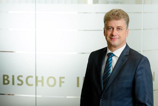 Portraitfoto Klaus Bischof