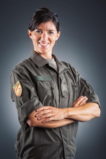 Zugsführer Magdalena Lobnig aus Kärnten