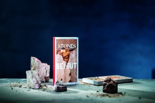 Stones of Beirut: Mit einem Buch startet TERRITORY eine crossmediale Spendenkampagne zum Jahrestag der Explosionskatastrophe von Beirut. / Weiterer Text über ots und www.presseportal.de/nr/57966 / Die Verwendung dieses Bildes ist für redaktionelle Zwecke unter Beachtung ggf. genannter Nutzungsbedingungen honorarfrei. Veröffentlichung bitte mit Bildrechte-Hinweis.