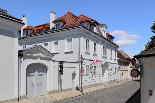 Beethoven-Haus in Nussdorf