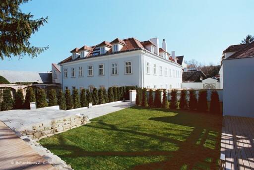 Garten Beethoven-Haus