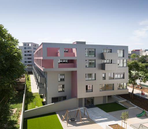 """""""Geiselberg Wohnen3"""" ist fertig gestellt: 143 Privatanleger profitieren von diesem renditestarken, wertbeständigen IFA Investment in Wien-Simmering."""