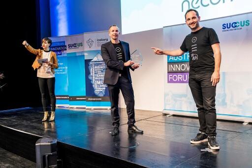 Einreichungen zum ICEBERG innovation leadership award 2021 bis 10. September möglich.
