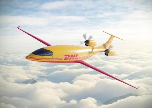 DHL Eviation Alice Front