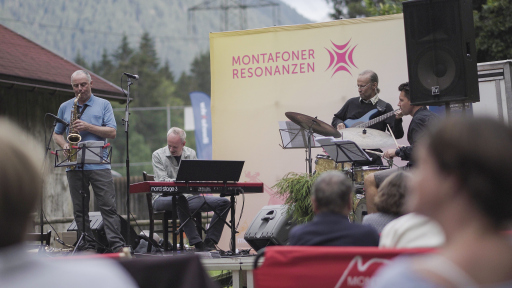 Montafoner Resonanzen - Jazz in der Au