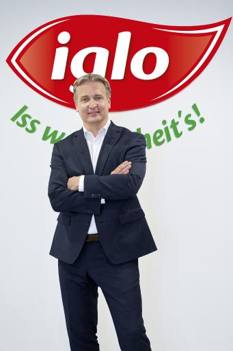 Markus Fahrnberger-Schweizer, Geschäftsführer von iglo Österreich
