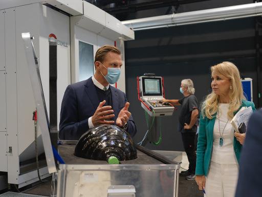 Peak Technology verkündet Galileo-Vertragsunterzeichnung mit AIRBUS