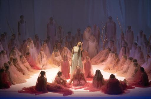 Don Giovanni bei den Salzburger Festspielen 2021 / Weiterer Text über ots und www.presseportal.de/nr/9021 / Die Verwendung dieses Bildes ist für redaktionelle Zwecke unter Beachtung ggf. genannter Nutzungsbedingungen honorarfrei. Veröffentlichung bitte mit Bildrechte-Hinweis.