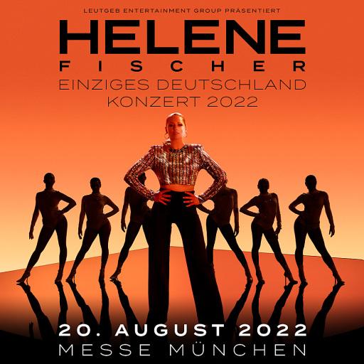 ARTWORK: HELENE FISCHER – EINZIGES DEUTSCHLANDKONZERT 2022