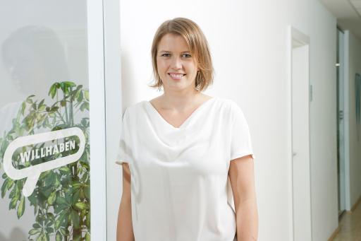 Cornelia Zeiner, Head of Marktplatz bei willhaben