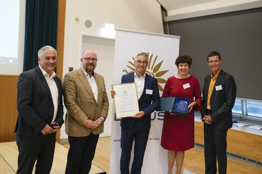 EUCUSA Award Gewinner Banner Batterien