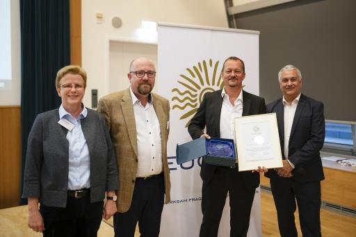 EUCUSA Award Gewinner Embracer Group
