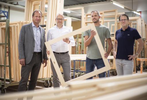 Christian Fuchs und Wolfgang Loidl werden Prokuristen bei KAPO