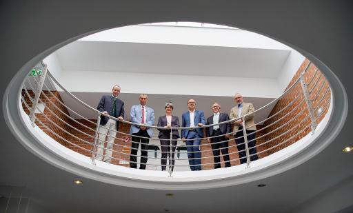 Besuch der Vetmeduni am AGES Standort Innsbruck