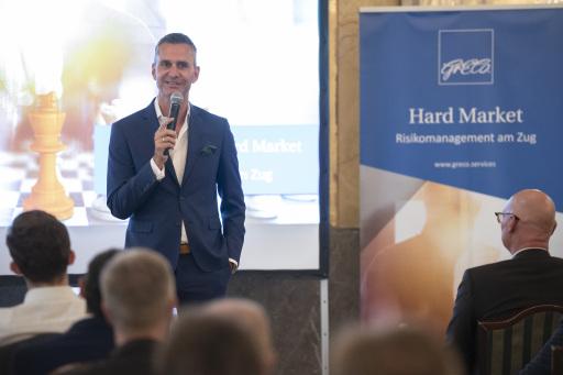 Christoph Repolust Vorstand GrECo International AG
