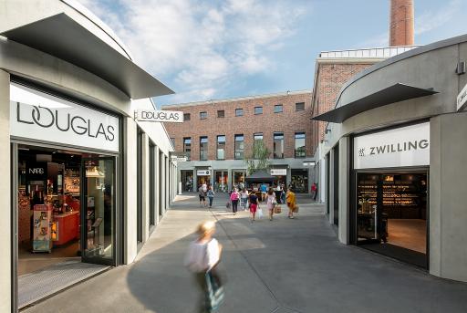 OCM Enzian Höfe Shoppingerlebnis