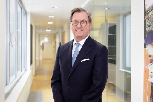 Portrait von Dr. Rainer Wachter