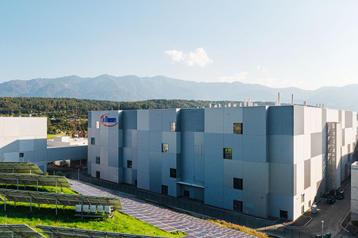 1,6 Milliarden Euro wurden in den Bau der neuen Infineon High-Tech Chipfabrik in Villach investiert