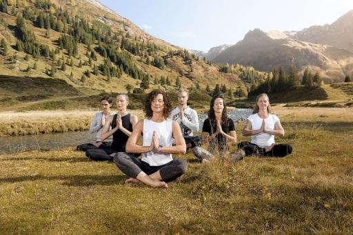 Von 15. bis 26. Oktober findet der Yogaherbst in Gastein statt.