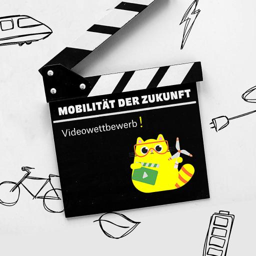 Mobilität der Zukunft: Videowettbewerb für Schülerinnen und Schüler