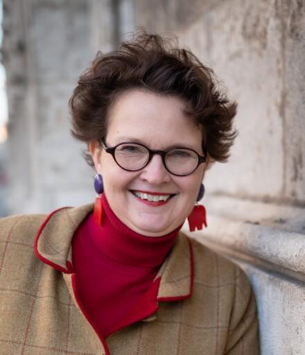 Marie-Theres Arnbom, neue wissenschaftliche Direktorin im Theatermuseum, Wien