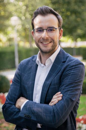 Paul Olsacher, neuer Head of Communications bei Swiss Life Select Österreich