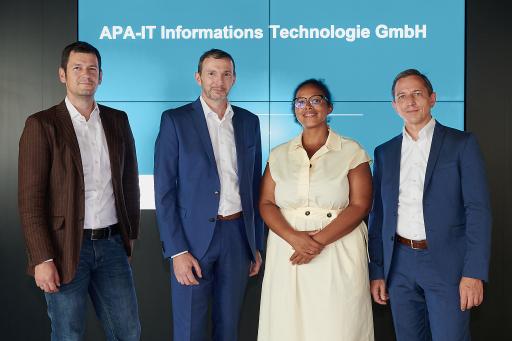 APA-Tech entwickelt als Technologiepartner das innovative Portal von PMG Presse-Monitor für Medienbeobachtung, Pressespiegel-Erstellung und Medienanalyse