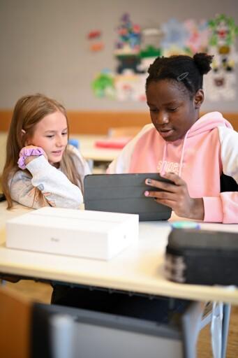Mehr Spaß beim Lernen durch iPad & Co.
