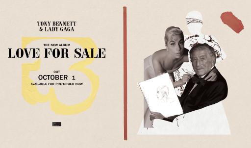 """""""Love for Sale""""-Album"""