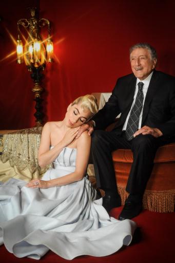 Lady Gaga und Tony Bennet