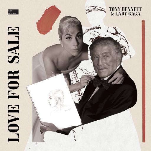 """Album-Cover: """"Love for Sale"""""""