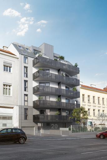 Das Wohnprojekt in der Hohenbergstraße 20