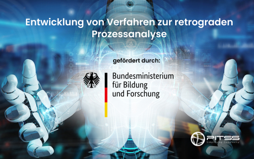 Auszeichnung für IT Innovationen durch das BMBF - PITSS GmbH 2021 / Weiterer Text über ots und www.presseportal.de/nr/158794 / Die Verwendung dieses Bildes ist für redaktionelle Zwecke unter Beachtung ggf. genannter Nutzungsbedingungen honorarfrei. Veröffentlichung bitte mit Bildrechte-Hinweis.