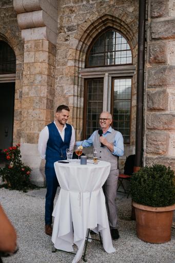 Die Geschäftsführer Robert und Kevin Ferstl.