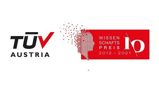 Einreichrekord mit 127 Arbeiten und Innovationen beim 10. TÜV AUSTRIA #WiPreis, der am 18.11. verliehen und ab 19 Uhr live gestreamt wird auf wipreis.tuvaustria.com.