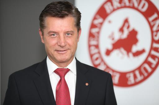 KR DI Dr. Gerhard Hrebicek, Präsident European Brand Institute
