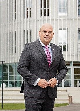 Mag. Armin Mahr, MSc (FH), CEO Fachhochschule Wiener Neustadt   © Juergen Pletterbauer