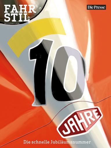 """Das """"Presse"""" – Magazin Fahrstil feiert 10-jähriges Jubiläum"""