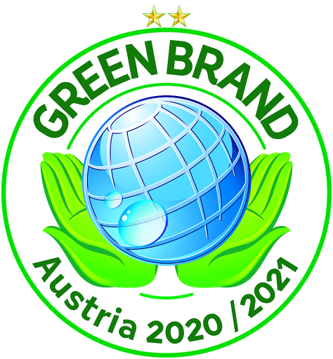 Das Green Brands Austria Siegel geht nach der zweiten erfolgreichen Re-Validierung mit zwei Sternen zum dritten Mal in Folge an die Brau Union Österreich.