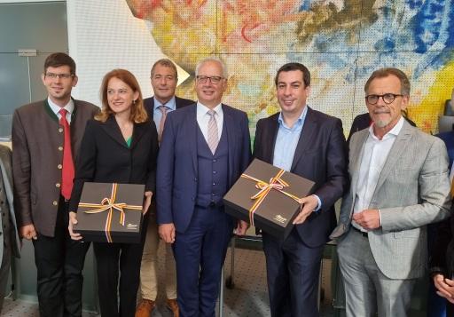 Europaparlamentarier im Kärntner Landtag