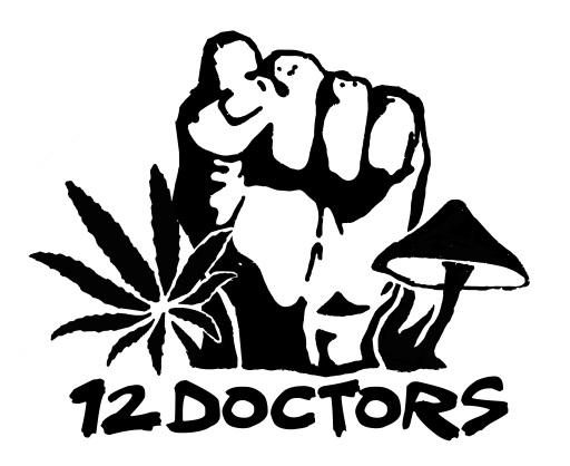 """Logo der """"Armee der 12 Doctors"""" / Weiterer Text über ots und www.presseportal.de/nr/158832 / Die Verwendung dieses Bildes ist für redaktionelle Zwecke unter Beachtung ggf. genannter Nutzungsbedingungen honorarfrei. Veröffentlichung bitte mit Bildrechte-Hinweis."""
