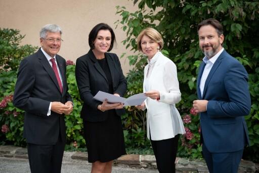 Köstinger/Kaiser/Schaunig: 3 Mio. Euro für Digitalisierungsprojekte in Kärnten