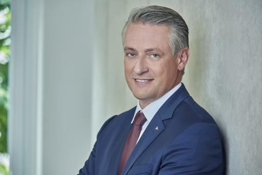 VOLKSBANK WIEN AG-Vorstandsdirektor Dr. Rainer Borns © Robert Polster