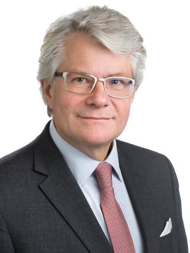 Mag. Constantin Veyder-Malberg Mitglied des Vorstandes