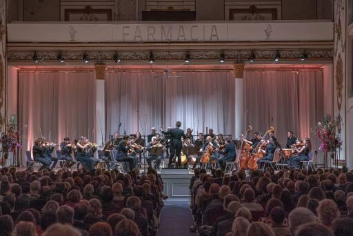Julian Rachlin mit Haydn Philharmonie