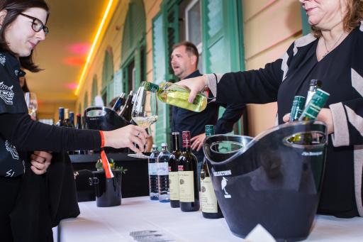 Kulinarikfestival Pan O´Gusto im Schlossquartier Eisenstadt