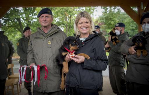 Hundetaufe Kaisersteinbruch