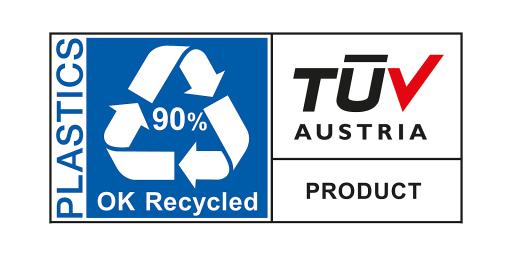 """Durch eine allgemeine Umweltorientierung kann das Prinzip der Kreislaufwirtschaft zunehmend in der Gesellschaft verankert werden. Mit seinem neuen Siegel """"OK Recycled"""" unterstützt TÜV AUSTRIA einen umweltgerechten Konsum.   tuvaustria.com/okrecycled"""