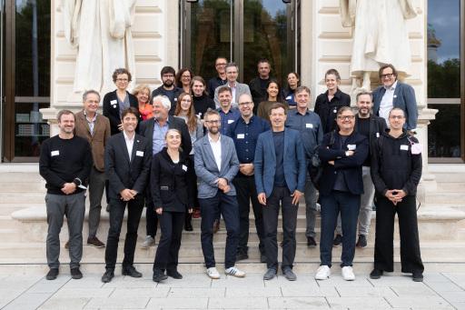 Auftaktveranstaltung Think Tank Architekturausbildung und Berufsbild im Künstlerhaus Wien.